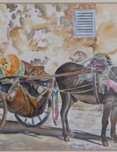 Alberto Canfora - acquerello